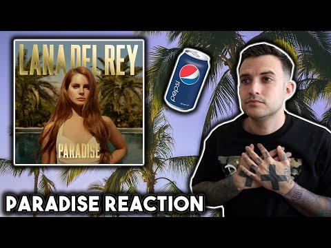 Lana Del Rey - Paradise Album Reaction