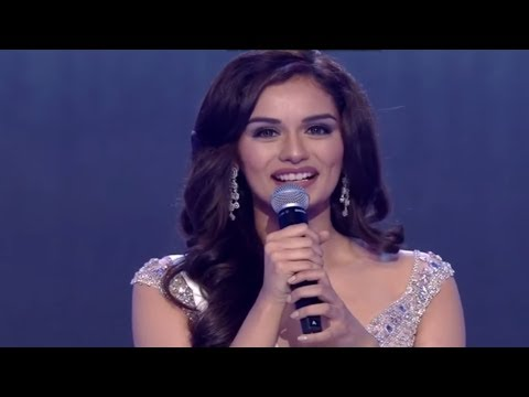 Miss World 2017 Top 5 Question and Answer