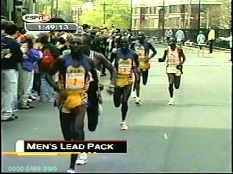Maratona de Boston - masculino - 2000