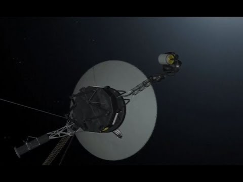 Voyager responds after 37 years of inactivity
