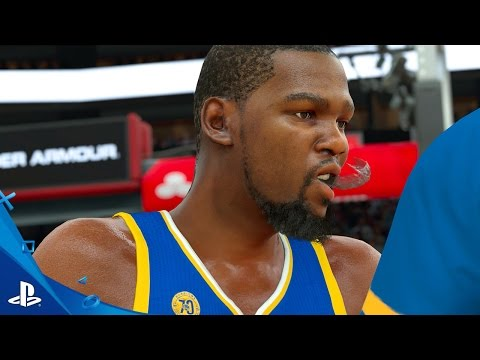 NBA 2K17 - Momentous Trailer | PS4, PS3