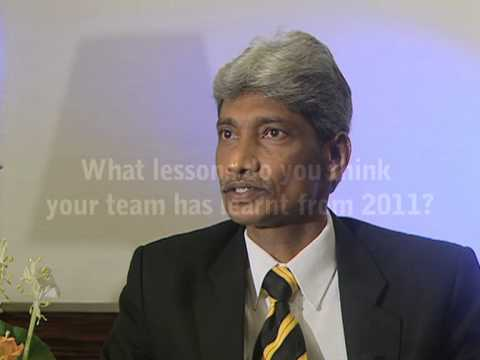 Interview with Datuk K. Rajagobal - Malaysia Football Team Coach (Part 1)