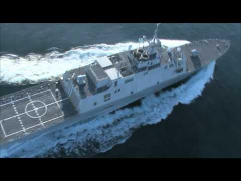 The Littoral Combat Ship (LCS)