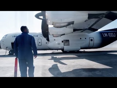 Lockheed Martin Commercial Aircraft: Unlimited Access Creates Unlimited Opportunity
