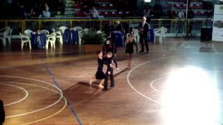 Alessandro & Stefania Freedom Cup 2013 Rumba - Paso - Jive !!