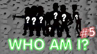 WHO AM I? Episode 5 (Guess the Footballer Quiz Cartoon)