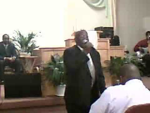 great is thy faithfulness by bro alvin palmer