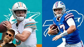 6 Reasons the Buffalo Bills will EMBARRASS the Dolphins (w/ Buffalo Fanatics' Rico!)
