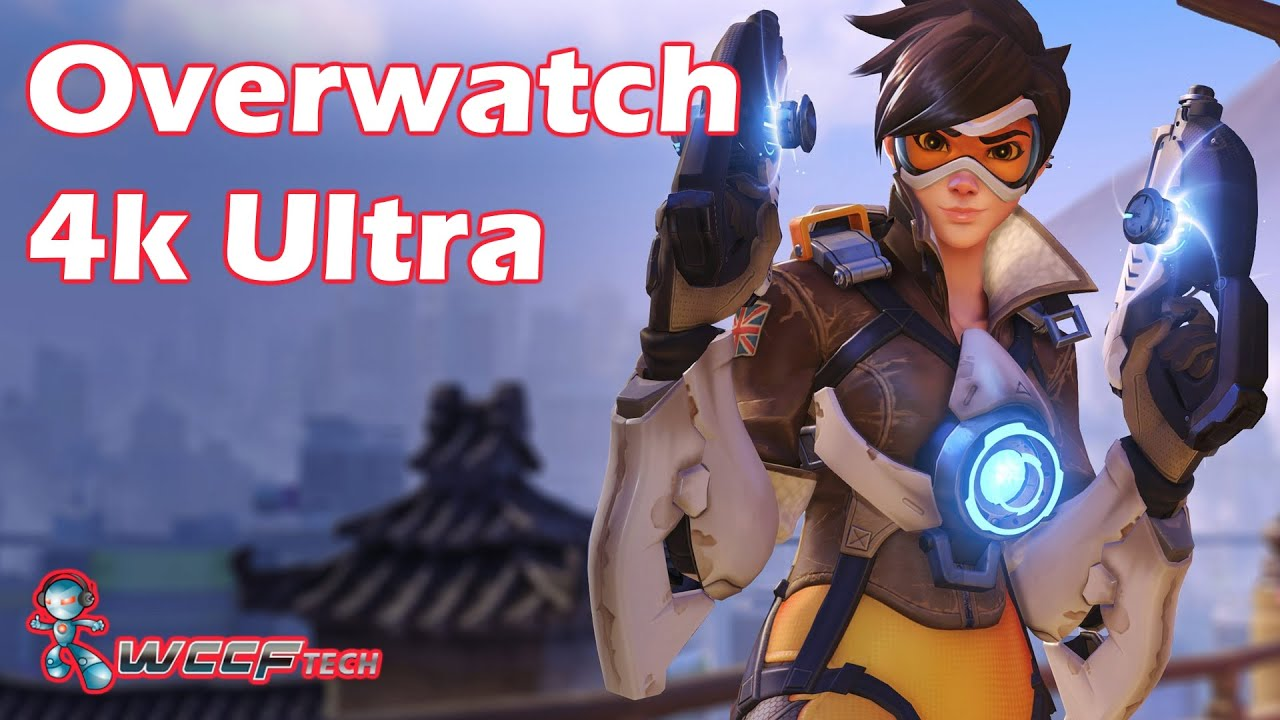 Overwatch Beta 4k Ultra Gameplay Youtube