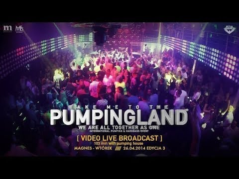 🎬 Video Live - Magnes - Pumpingland #3 [Klubbheads | Gari Seleckt | Cheeze | Crouzer]