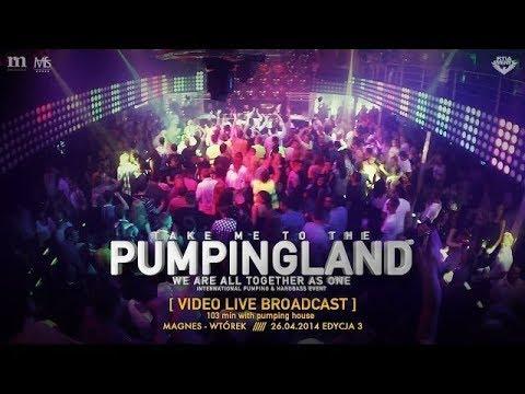 🎬 Video Live - Magnes - Pumpingland #3 [Klubbheads | Gari Seleckt | Cheeze | Crouzer]