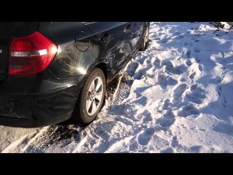 BMW 1 E87  Куда не стоит ездить на копейке (полная версия)
