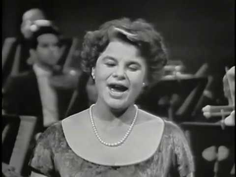 Irmgard Seefried sings Mozart arias!