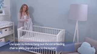 Nursery 101: How to set up a nursery