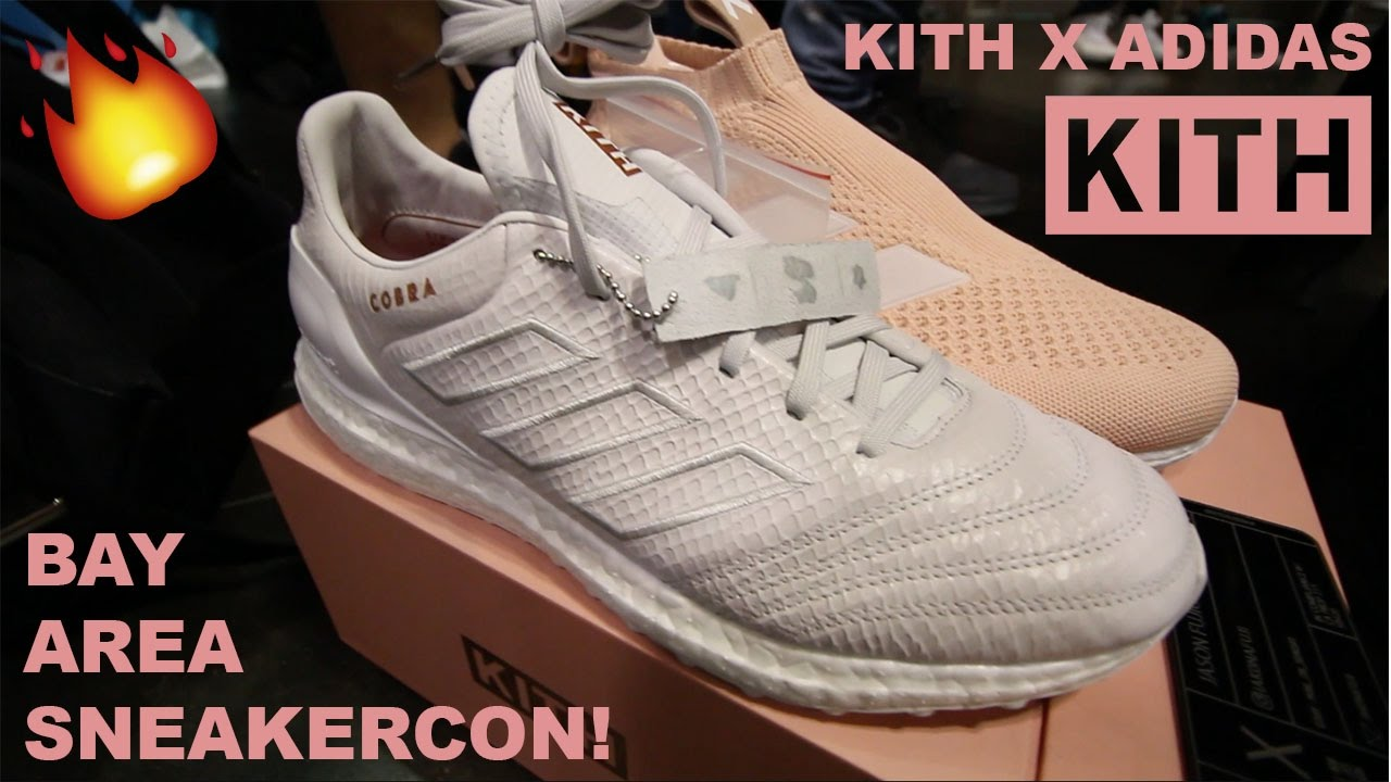 2500 UNRELEASED KITH ULTRABOOST AT SNEAKERCON BAY AREA 2017!! (YOU WON T  GUESS WHAT HAPPENED) e66fb9db5