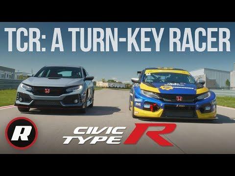 Honda Civic Type R TCR Review: $172K Of Racecar Thrills
