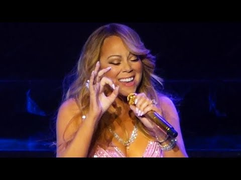 """Mariah Carey - Top 10 EPIC """"I'll Be There"""" Live Endings! (Best Adlibs)"""