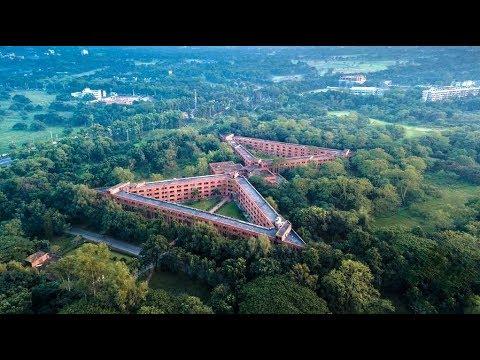 A Beautiful Glimpse Of Jahangirnagar University