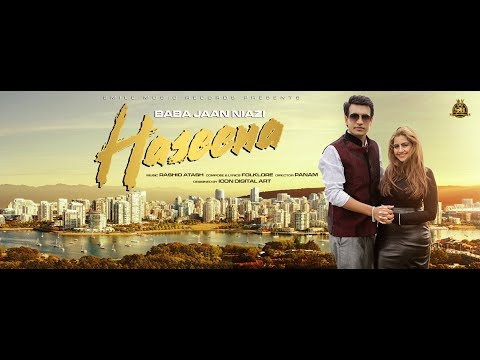 New Pashto Afghan Songs 2017 - BABA JAAN NAIZI - HASEENA - Smile Music Records