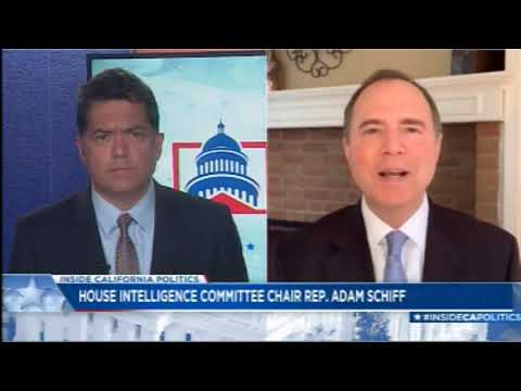 Rep. Schiff on KTLA: Republican Attempts to Overturn Election Results Ignore Will of the Voters