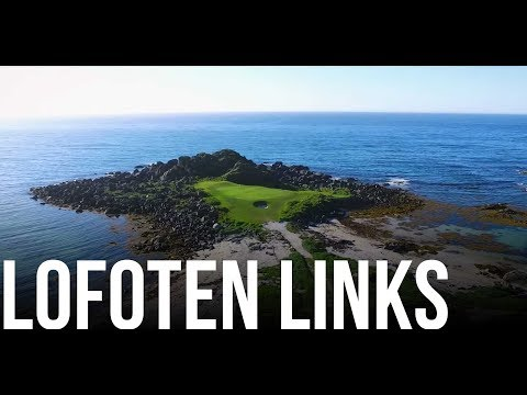 Lofoten Links: Playing through the night at the northernmost links golf course in the world