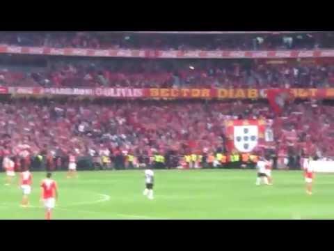 Benfica vs Olhanense 2-0 - Instantes finais!