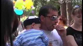 День клубники в Красном Лимане