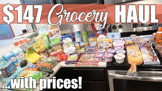 $147 WW Freestyle Walmart Grocery & Ibotta Haul