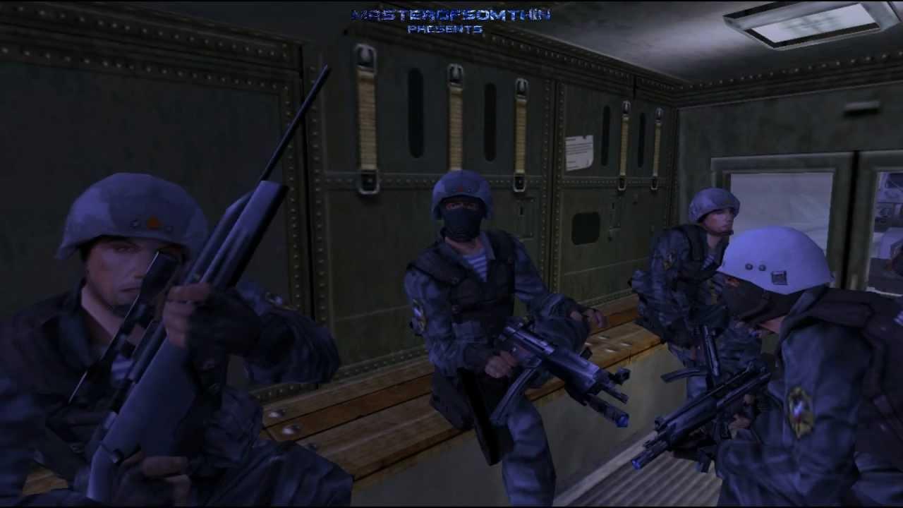 Counter-Strike: Condition Zero Deleted Scenes - Walkthrough Mission 3 - Secret War