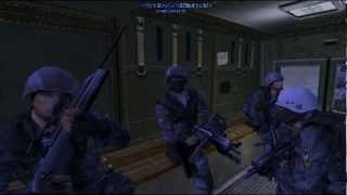 Counter-Strike: Condition Zero Deleted Scenes - Walkthrough Mission 3 - Secret War