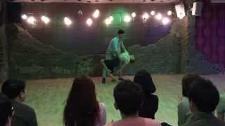 "Social Demo - ""C Jam Blues"" Nalla Kim & Jessica Yoon @ SAVOY SWING"