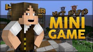 Minecraft: COMO JOGAR MINI-GAMES!!! (SQN)
