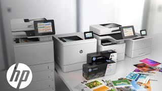 the new hp laserjet 500 series with jetintelligence official first look