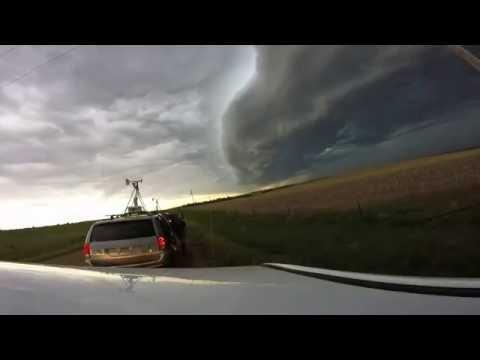 Hokie Storm Chase 2016 - South Dakota