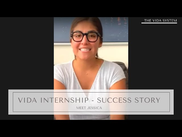 Meet Jessica a Vida Intern