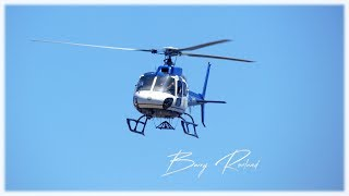 South African Police Airwing Helicopter