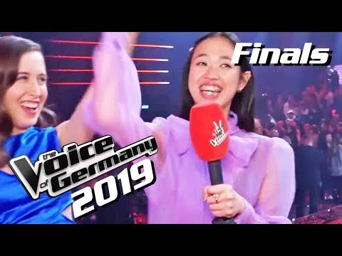 """Du bist die Beste!"" Claudia Emmanuela Santoso & Alice im Gewinner-Interview | Voice of Germany"