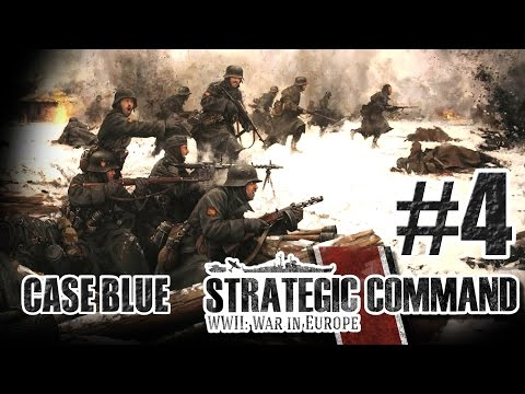 Strategic Command: WWII | #4 | Cerco en Kantemirovka