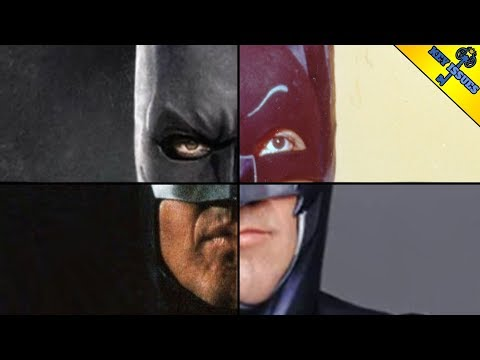 Every Live-Action Batman Suit Ranked From Worst to Best