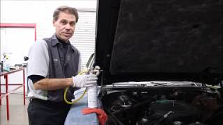 How To Flush Auto A/C Systems