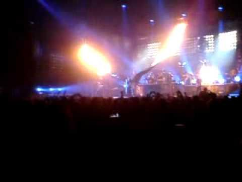 Rammstein Engel Live Madison Square Garden New York City 2010 Youtube
