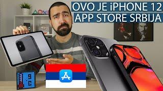 iPhone 12 Dizajn | App Store Srbija