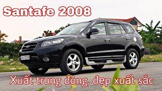Hyundai Santafe 2008 full option | 12 túi khí, 2 ghế điện, ga tự động....đẹp xuất sắc | 0966680444