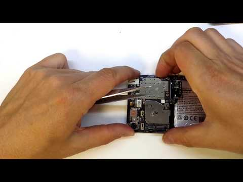 Lenovo S90 disassembly LCD replacement