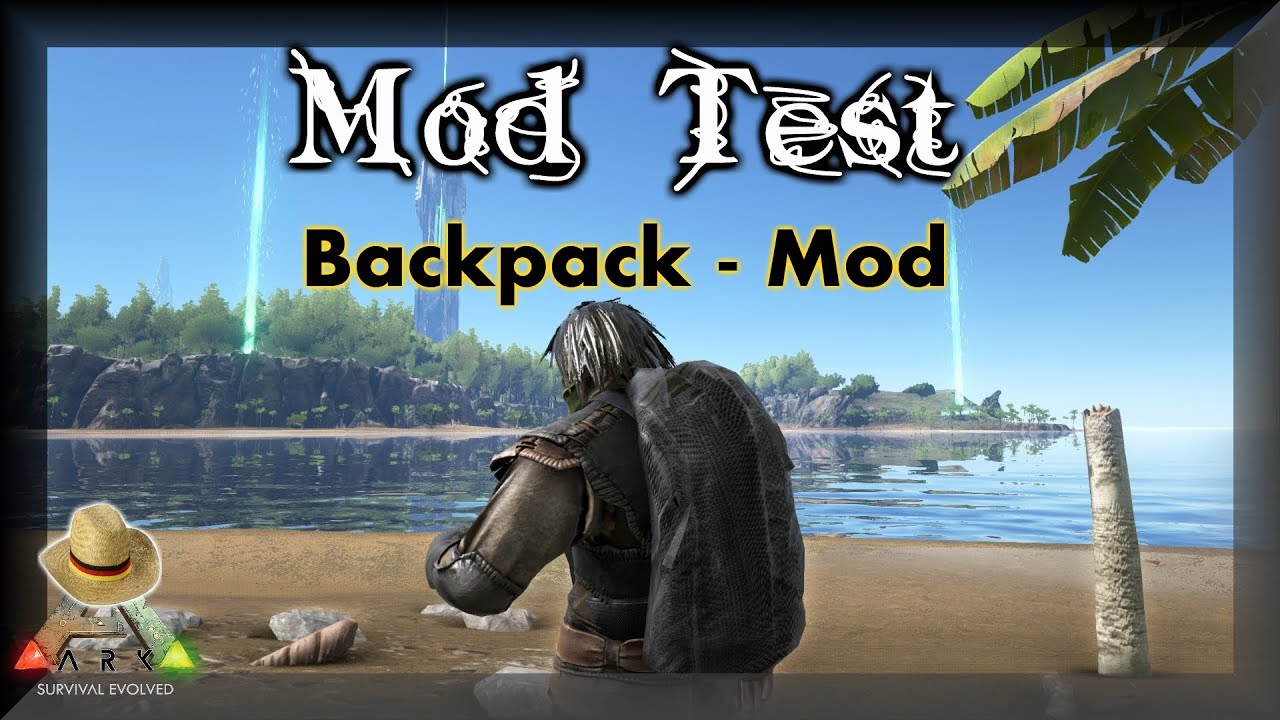 100 Pictures of Ark Backpack Mod