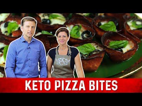 Keto-Friendly Pizza Bites