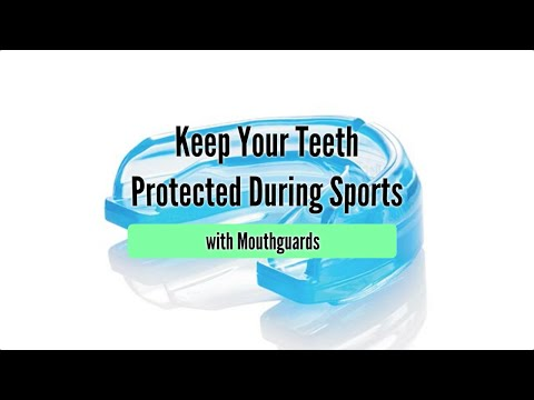 Keep Your Teeth Protected During Sports with Mouthguards