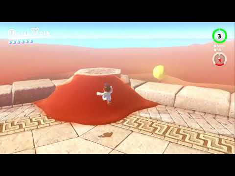 Some Cool Stuff I've Done in Super Mario Odyssey