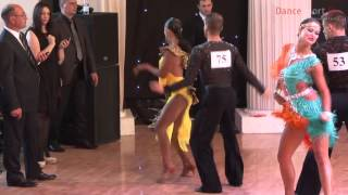 Alexandr Rebrov - Yulia Steshenko, 1/4 Samba