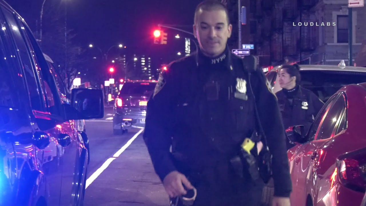 Harlem Man Shot & Walks into Hospital